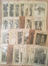 Large Job Lot of 27 Issues of The War Illustrated 1945-1947
