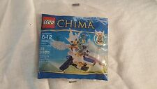 "SEALED Lego 30250 Chima ""Ewar's Acro Fighter!"" MISB Retired!"