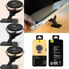 Universal Mobile Phone GPS Magnetic Car Dash Mount Holder For iPhone 7/6 Plus