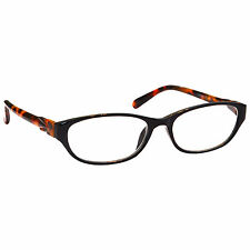 UV Reader Designer Side Arms Reading Glasses Womens Ladies Inc Case
