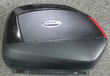 Kawasaki KLE650 Versys side cases hard luggage and luggage rack