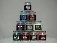 Beanpod Candles 16 oz large jar ASSORTED FRAGRANCES 100% Stabilized Soy Wax USA