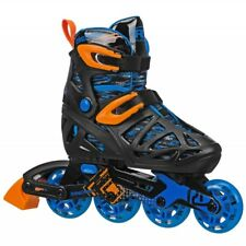 Roller Derby Tracer Boys Kids Size Adjustable Inline Skates