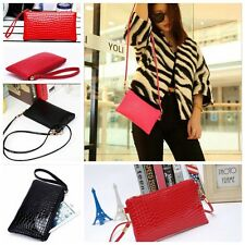 Women  Clutch Wallet  Shoulder Bag Tote Purse Handbag Messenger Crossbody bag