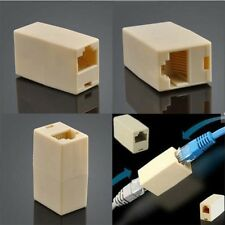 Cat5 RJ45 Lan Network Ethernet Cable Extender Joiner Adapter Coupler Connector A