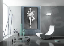 Modern 60's by Andre Courreges Photo John French Canvas Art Poster Print