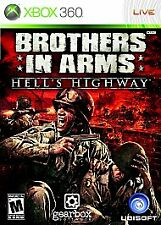 Brothers In Arms: Hell's Highway Xbox 360 game NEW/SEALED!