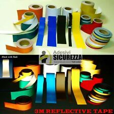 3M™ Scotchlite 580 Reflective vinyl Tape 8 colors range X 2 Mt( 7 feet )