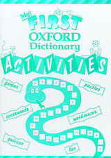 My First Oxford Dictionary Activities, Butterworth, John Paperback Book