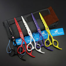 "5.5""&6"" Professional Hair dressing Styling Scissors Cutting Shears K619"