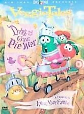 VeggieTales - Duke and the Great Pie War (DVD, 2005)