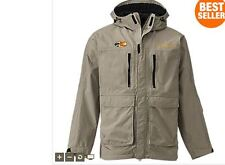 Bass Pro Shops HPR II BONE-DRY Rain Jacket for Men SANDSTONE