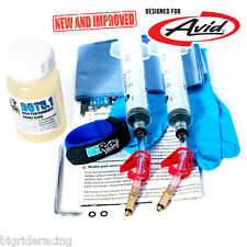 Avid Brake Bleed Kit - Juicy 3,3.5,4,5,7, Elixir 1,3,5,7,9,R,CR, Code 5,R, XO,XX