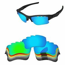 Polarized Replacement Lenses For-Oakley Flak Jacket XLJ Vented Multi-Options