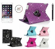 Leather 360° Rotating Smart Stand Case Cover For Apple iPad 2/3/4,Air/5,mini 2/3