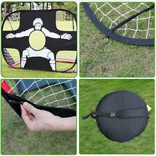 Folding Soccer Nets Goal Portable Football Gate Training Child Outdoor Sport Lot