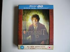 The Hobbit An Unexpected Journey Extended Edition 3d