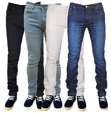 MENS G72 SKINNY JEANS SUPER STRETCH SKINNY SLIM FIT JEANS ALL WAIST & LEG SIZES