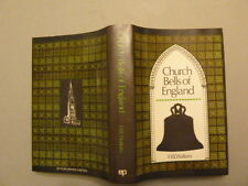 CHURCH BELLS OF ENGLAND by H B WALTERS, republished 1977,  E P PUBLISHING LTD