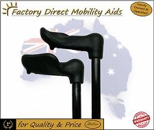 Palm Grip Walking Stick / Cane - Left or right Adjustable Free Delivery!