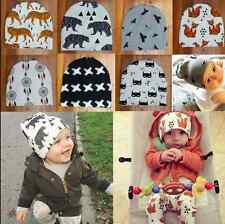 Baby Kids Cute Crochet Knit Cap Beanie Winter Warm Girl Boy Infant Toddler Hat