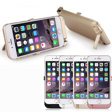 10000mAh Battery Case External Power Pack Charger Bank Cover For iPhone 6s plus