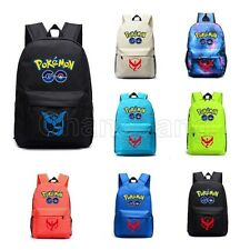 New Pokemon Go Team Valor Team Mystic Team Instinct Pokeball Bags Backpack