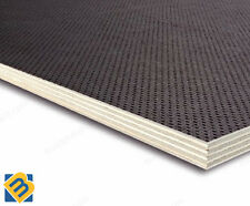 Anti-Slip Mesh Phenolic Birch Plywood Sheets Trailer Flooring Buffalo Board 18mm