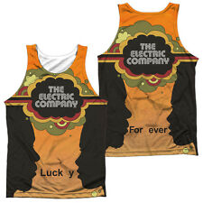 ELECTRIC COMPANY BLEND Sublimation Men's Graphic Tank Top Sleeveless Tee SM-3XL