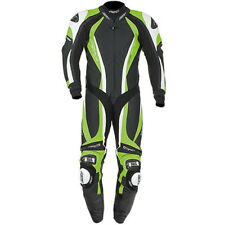 RST Pro Series CPX Carbon 1 Piece Motorcycle Leather Race Suit - Green