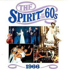 CD ALBUM - 60s - TIME-LIFE  -  THE SPIRIT OF THE 60s - 1966-TL 531/04