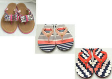KATE SPADE  Flip Flop Sandals NWOB 3 DESIGNS TO CHOOSE FROM Size 8 Very Cute!