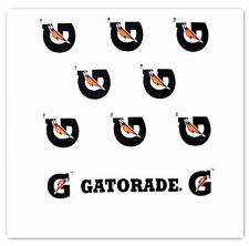 One Gatorade 'G' Towel by Gatorade