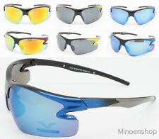 Large SKI Cycling Designer Light Weight Sunglasses Sport Frame Mens Ladies