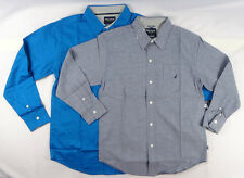 NAUTICA BOYS LONG SLEEVE TOP SIZES 10/12, 14/16