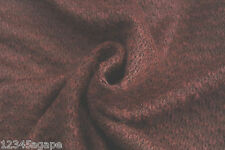 D158 DEEP RICH PLUMB COLOUR TONE FINE SOFT TOUCH KNITTED B0CLAY MADE IN ITALY
