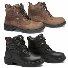Mountain Horse Mountain Rider Classic Leather Shock Absorber Stable Riding Boots