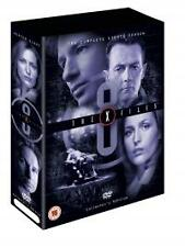 The X-Files - Series 8 - Complete (DVD, 2004, 6-Disc Set)