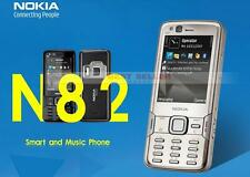 Nokia N82 Original Unlocked GSM Mobile Phone Dual Camera 5MP WIFI 3G GPS Phone
