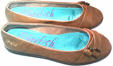 Womens Ladies Blowfish Casual Flat Smart Office Work Pumps Ballerina Shoes Size
