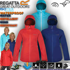 Regatta Jacket Womens Semita Lightweight Waterproof Hiking Walking Outdoor Top