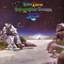Tales From Topographic Oceans (2LP 180 Gram Vinyl), Yes, New