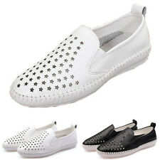 Women's Casual Slip on Loafers Sneakers Nurse Breathable Flats Walking Shoes