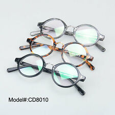 8010 Italy acetate hand made acetate optical frame myopia eyewear glasses