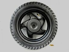 REAR WHEEL & TIRE FOR VIP POWERMAX 150CC (STEEL WHEEL) 120/70-12 *NEW*