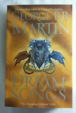 George RR Martin Dreamsongs A Rretrospective PB Paperback UK import