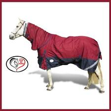 LOVE MY HORSE RUG 600D 5'6 5'9, 6'9 Ripstop Fleece Lined Combo Turnout