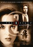 """""""THE X FILES"""" The Complete Second Season BRAND NEW DVD 6-Disc Set"""
