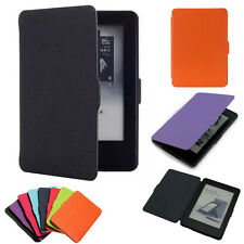 Ultra Slim Smart Magnetic PU Leather Case Cover For Amazon Kindle Paperwhite UK