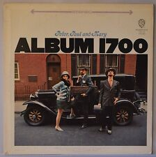 Album 1700 Peter, Paul and Mary Collectible Stereo LP